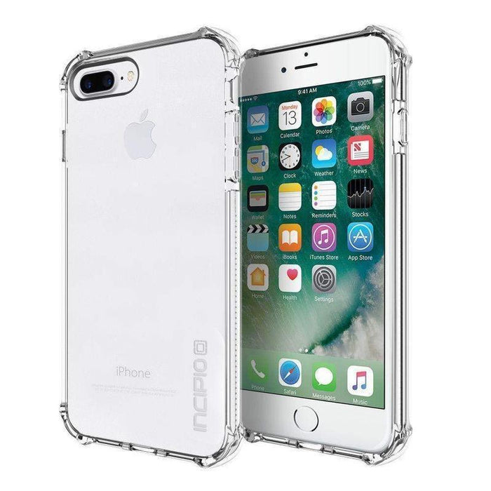 Incipio Reprieve Sport Case iPhone 7/8 Plus Cover (Clear)_IPH-1496-CLR_840076184569_Accessory Lab