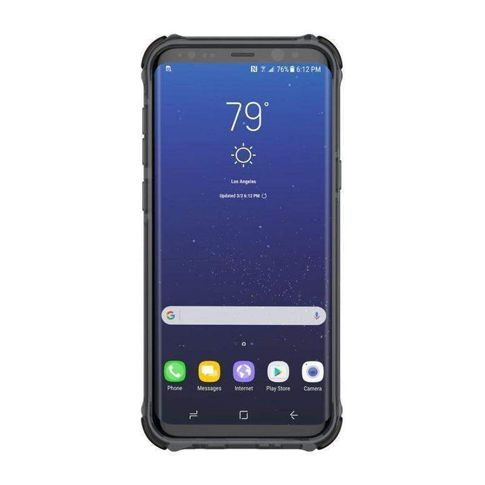 Incipio Reprieve Sport Case Samsung Galaxy S8 Plus  Cover (Clear/Black)_SA-849-CBK_191058023353_Accessory Lab
