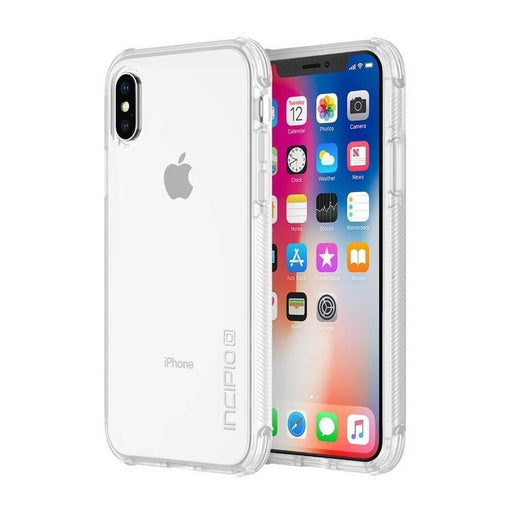 Incipio Reprieve Sport iPhone X/10 Cover (Clear)_IPH-1633-CLR_191058034052_Accessory Lab