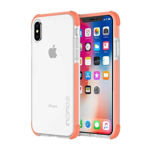 Incipio Reprieve Sport iPhone X/10 Cover (Coral)_IPH-1633-COR_191058034038_Accessory Lab