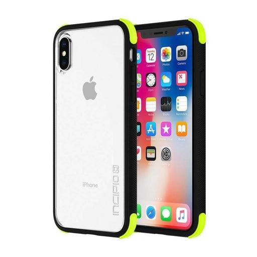 Incipio Reprieve Sport iPhone X/10 Cover (Volt)_IPH-1633-VLT_191058034021_Accessory Lab