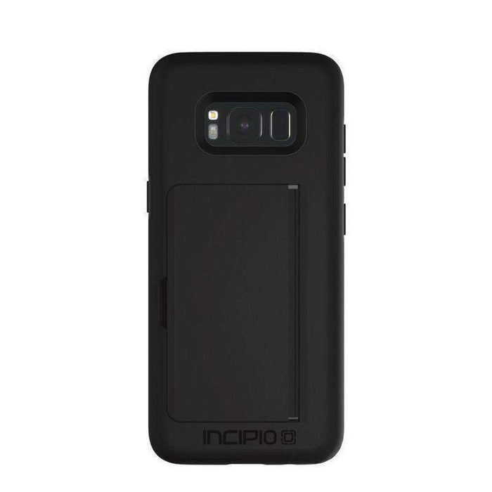 Incipio Stowaway Case Samsung Galaxy S8 Cover (Black)_SA-836-BLK_191058017376_Accessory Lab