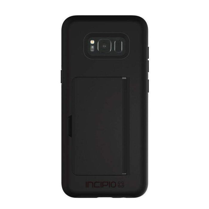Incipio Stowaway Case Samsung Galaxy S8 Plus Cover (Black)_SA-846-BLK_191058017871_Accessory Lab