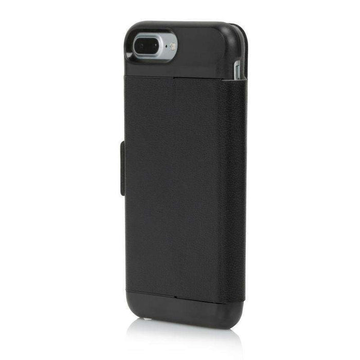 Incipio Wallet Folio Case iPhone 7/8 Plus Cover (Black)_IPH-1508-BLK_840076186594_Accessory Lab