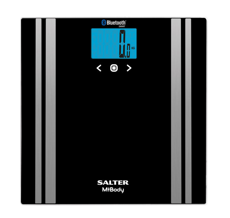Salter Mibody Analyser Smart Bluetooth Scale_9159 BK3R_5010777139556_Accessory Lab