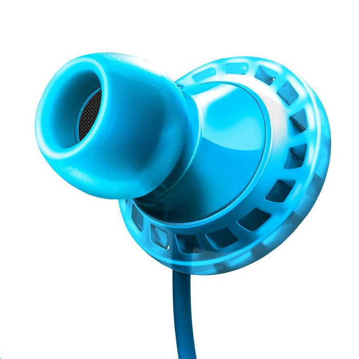 Sol Republic Sport Single Button Earphones (Blue)_SOL-EP1152BL_0812925020809_Accessory Lab
