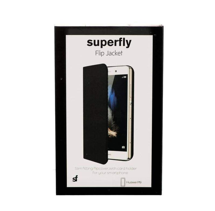 Superfly Flip Jacket Huawei P9 Cover (Black)_SF-FJ-HP9-BLK_9318018121206_Accessory Lab