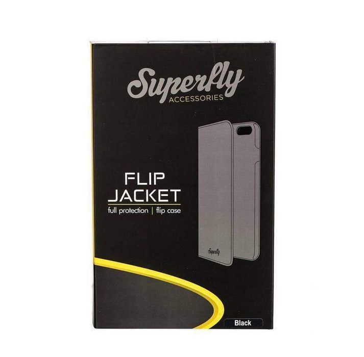 Superfly Flip Jacket Sony Xperia Z5 Cover (Black)_SF-FJ-SXZ5-BLK_9318018120247_Accessory Lab