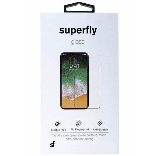 Superfly iPhone X/10 Tempered Glass Screen Protector_SF-TGIP8_0707273442451_Accessory Lab