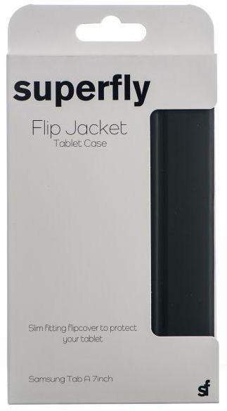 "Superfly Premium Tablet Case Samsung Tab A 7"" (Black)_SF-TCSTABA7-BLK_0707273441300_Accessory Lab"