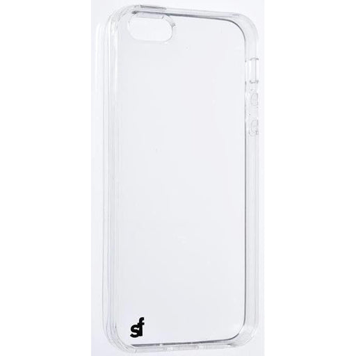Superfly Soft Jacket Air iPhone 5/5S/SE Cover (Clear)_SF-ARIPSE-CLR_0707273440631_Accessory Lab