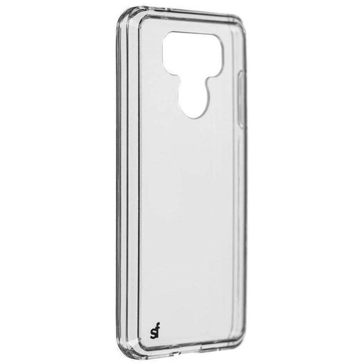 Superfly Soft Jacket Air LG G6 Cover (Clear)-