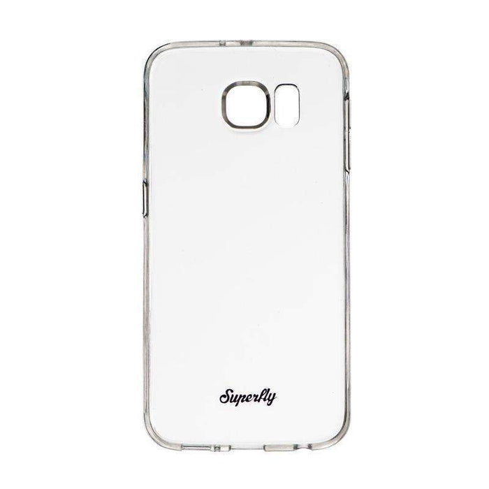 Superfly Soft Jacket Air Samsung Galaxy S6 Cover (Clear)_SF-ARSGS6CLR_0700083209337_Accessory Lab