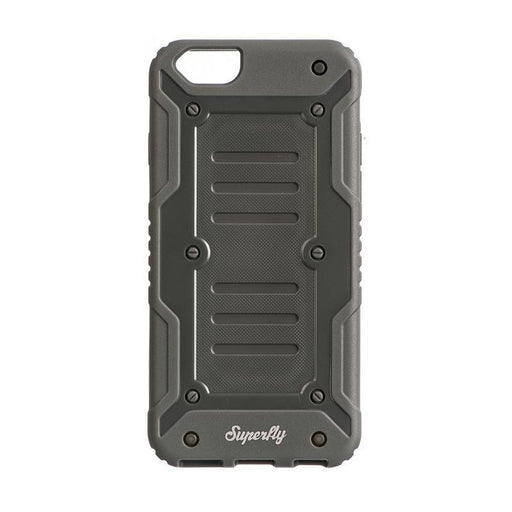 Superfly Soft Jacket Tank iPhone 6/6S Cover (Grey)_SF-TKIP6SGRY_0707273439932_Accessory Lab