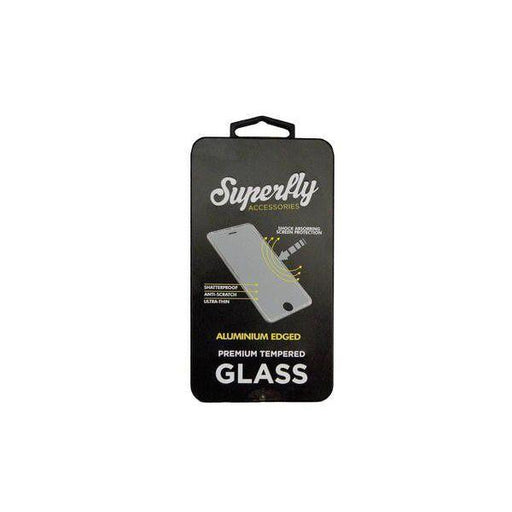 Superfly Tempered Glass Screen Protector Aluminium Edged iPhone 6/6S Plus (Rose Gold)_SF-TGAIP6SPRG_0707273440167_Accessory Lab