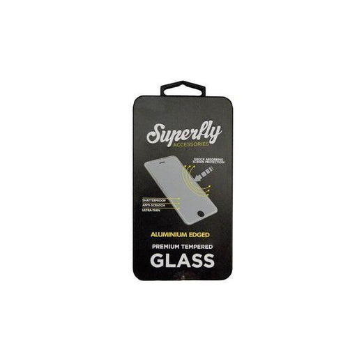 Superfly Tempered Glass Screen Protector Aluminium Edged iPhone 6/6S Plus (Silver)_SF-TGAIP6SPSL_0707273440150_Accessory Lab