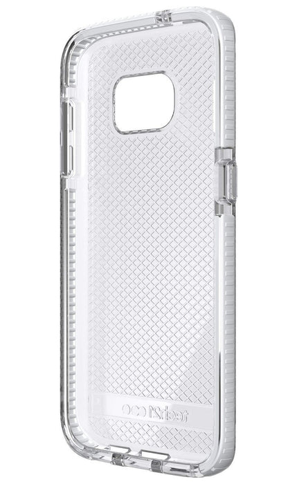 Tech21 Evo Check Samsung Galaxy S7 Cover (Clear/White)_T21-5219_5055517355704_Accessory Lab