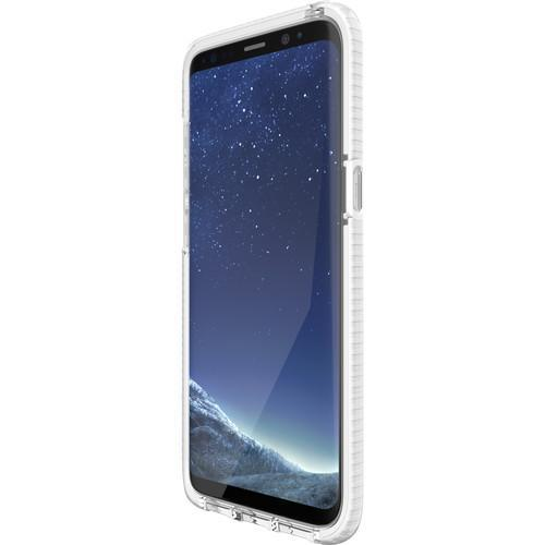 Tech21 Evo Check Samsung Galaxy S8 Cover (Clear / White)_T21-5584_5055517375603_Accessory Lab