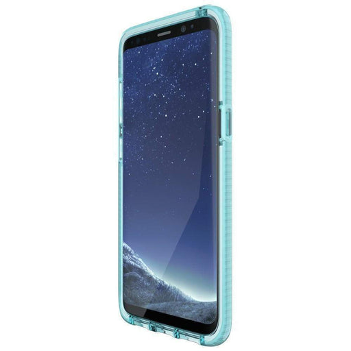 Tech21 Evo Check Samsung Galaxy S8 Cover (Light Blue / White)_T21-5586_5055517375665_Accessory Lab