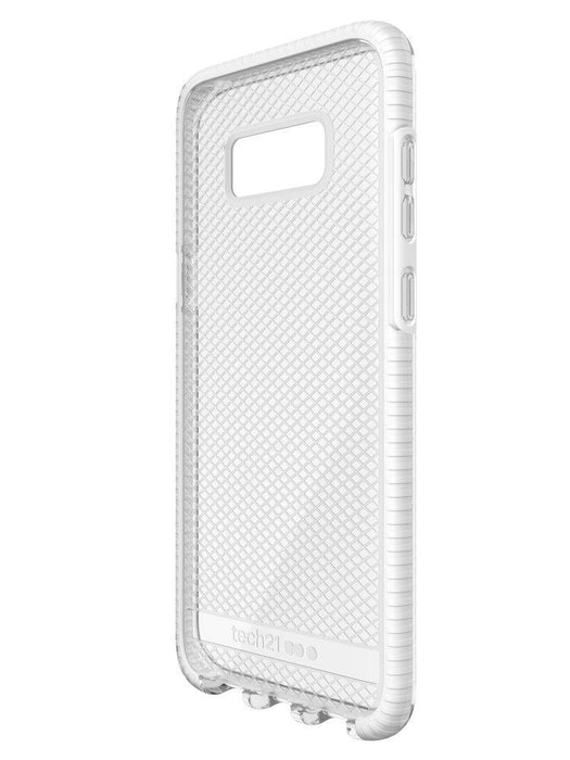 Tech21 Evo Check Samsung Galaxy S8 Plus Cover (Clear / White)_T21-5604_5055517375870_Accessory Lab