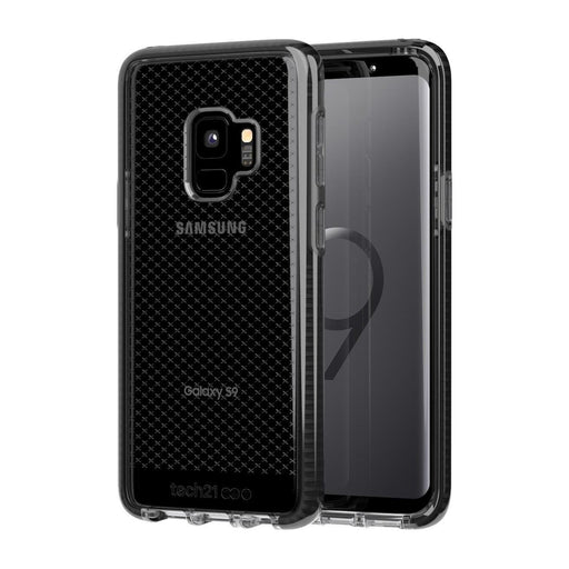 Tech21 Evo Check Samsung Galaxy S9 Cover (Smokey/Black)_T21-5820_5055517389891_Accessory Lab