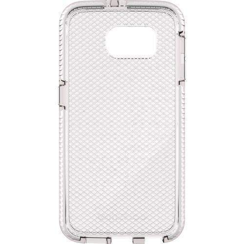 Tech21 Evo Check Samsung S6 Cover (Clear/White)_T21-4427_5055517343695_Accessory Lab