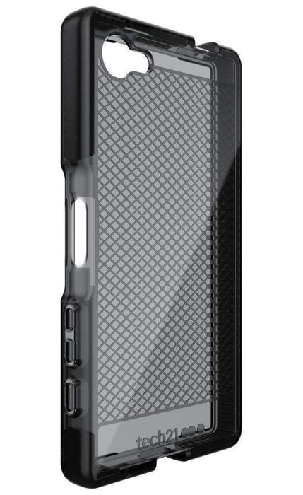 Tech21 Evo Check Sony Xperia Z5 Compact Cover (Smokey/Black)_T21-5131_5055517351928_Accessory Lab