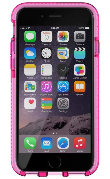 Tech21 Evo Mesh iPhone 6/6S Cover (Pink/White)_T21-5007_5055517342032_Accessory Lab