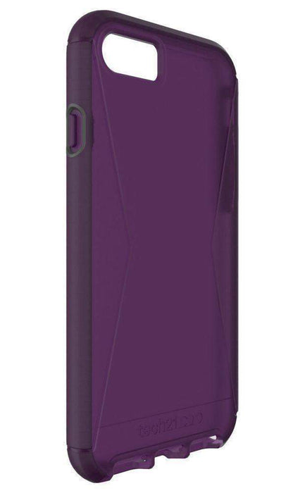 Tech21 Evo Tactical iPhone 7/8 Cover (Violet)_T21-5397_5055517363105_Accessory Lab