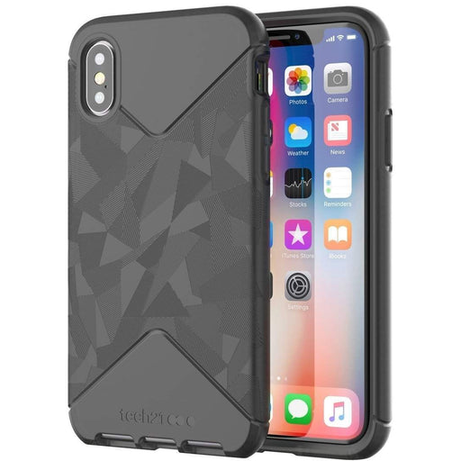 Tech21 Evo Tactical iPhone X/10 Cover (Black)_T21-5858_5055517385480_Accessory Lab