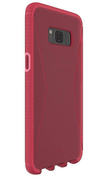 Tech21 Evo Tactical Samsung Galaxy S8 Cover (Red)_T21-5596_5055517375481_Accessory Lab