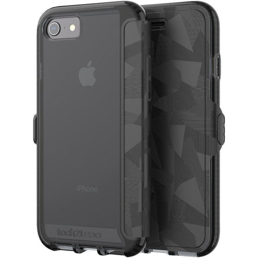 Tech21 Evo Wallet iPhone 7/8 Cover (Black)_T21-5780_5055517382984_Accessory Lab