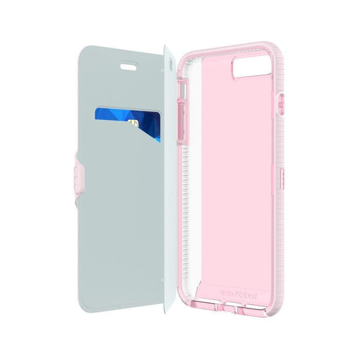 Tech21 Evo Wallet iPhone 7/8 Plus Cover (Pink)_T21-5358_5055517362955_Accessory Lab