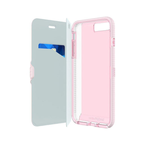 Tech21 Evo Wallet iPhone 7/8 Plus Cover (Pink)_T21-5794_5055517384346_Accessory Lab