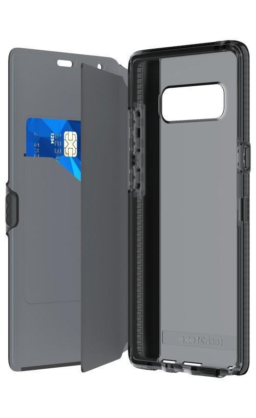 best website 6c4f8 0be49 Cases, Covers & Skins - Tech21 Evo Wallet Samsung Galaxy Note 8 ...