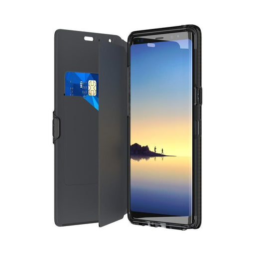 Tech21 Evo Wallet Samsung Galaxy Note 8 Cover (Black)_T21-5762_5055517382144_Accessory Lab