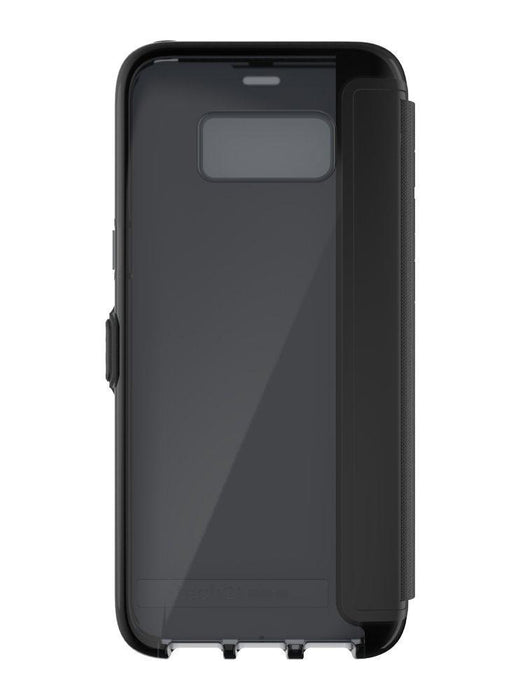 Tech21 Evo Wallet Samsung Galaxy S8 Plus Cover (Black)_T21-5609_5055517375993_Accessory Lab