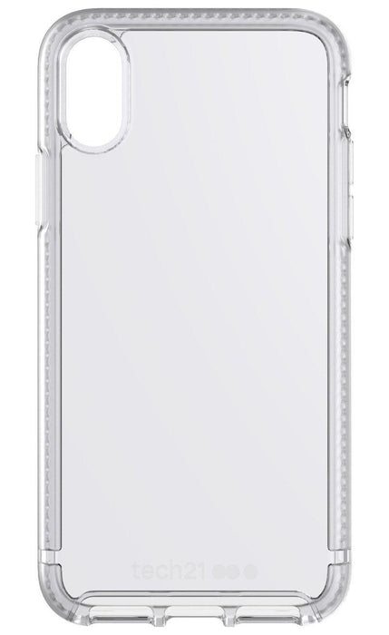 Tech21 Pure Clear iPhone X/10 Cover (Clear)_T21-5859_5055517385510_Accessory Lab