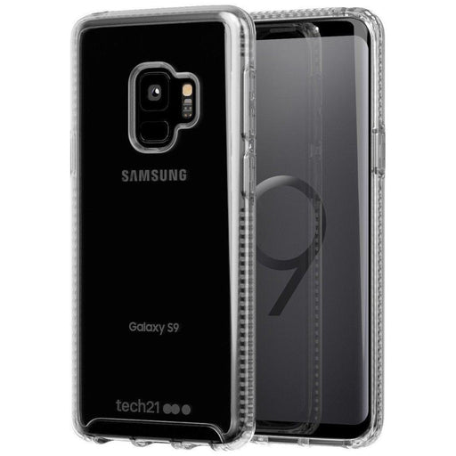 Tech21 Pure Clear Samsung Galaxy S9 Cover_T21-5826_5055517389860_Accessory Lab