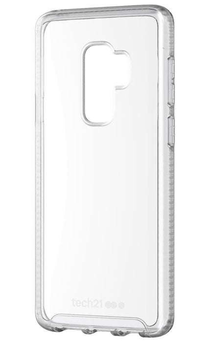 Tech21 Pure Clear Samsung Galaxy S9 Plus Cover (Clear)_T21-5841_5055517390859_Accessory Lab