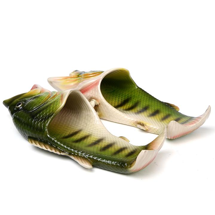 Fish Themed Flops, Unix - Free Shipping