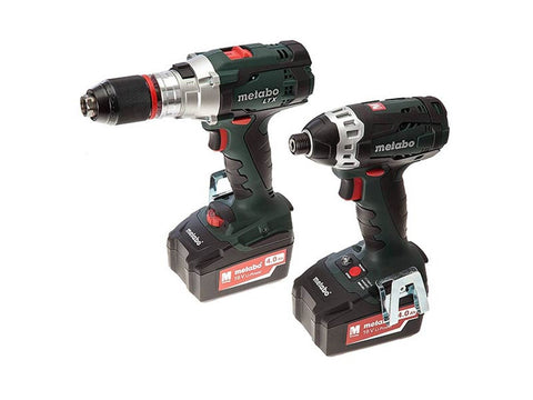METABO CORDLESS POWER TOOLS