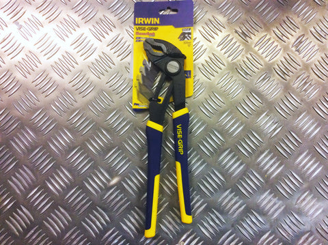 "IRWIN 12"" WATERPUMP PLIERS."