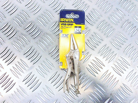 IRWIN 4WR LONG NOSE VICE GRIP