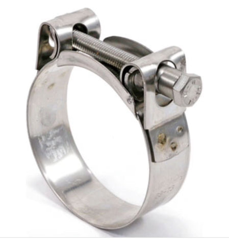 MIKALOR STAINLESS STEEL HOSE CLAMP 23-25mm