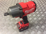 "MILWAUKEE 18 VOLT 3/4"" DRIVE IMPACT WRENCH KIT 5.0ah"