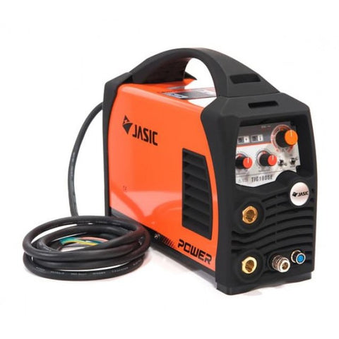 JASIC 180SE TIG WELDING PACKAGE