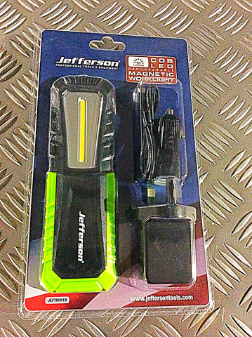 JEFFERSON RECHARGEABLE WORKLIGHT