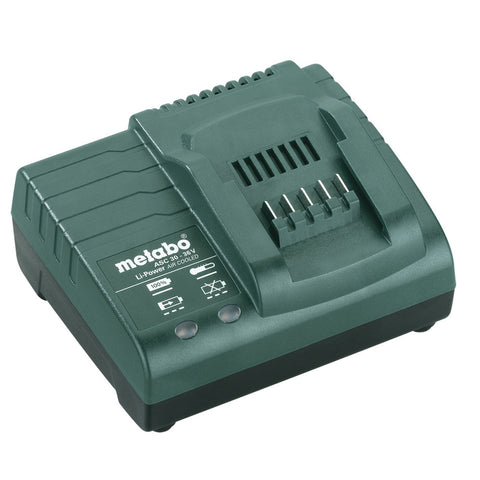 METABO CHARGER 18 VOLT
