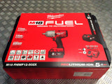 "MILWAUKEE 1/2"" DRIVE HIGH TORQUE WRENCH"